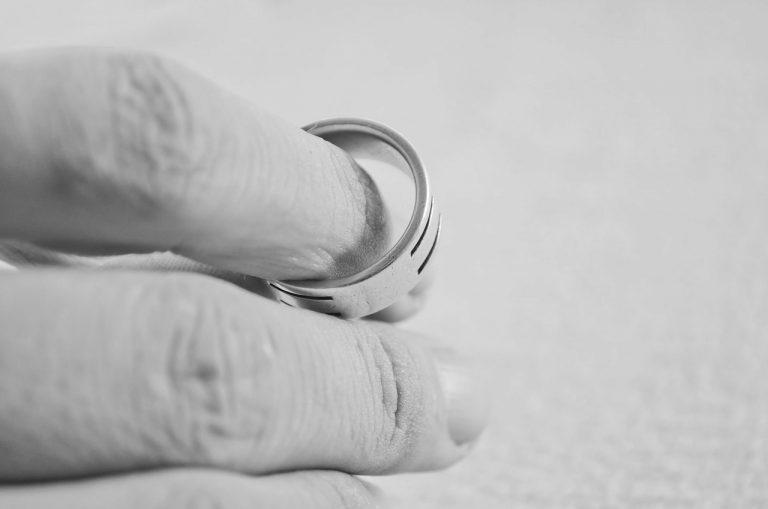 גירושין ראשית
